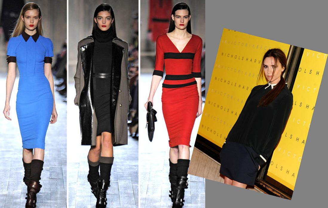 Victoria Beckham fue nombrada la mejor creadora de moda femenina